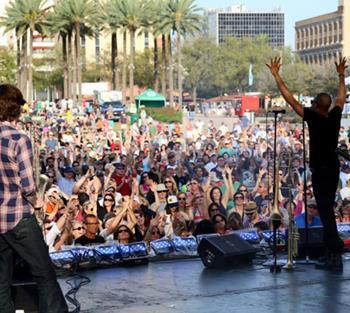 Gasparilla Müzik Festivali