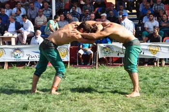 Geleneksel Karakucak Güreşleri ve Kültür Sanat Şenlikleri