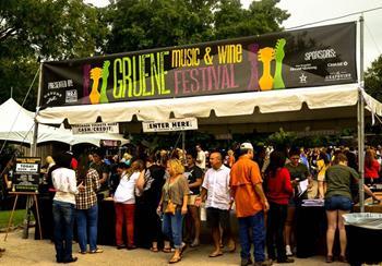Gruene Müzik ve Şarap Festivali