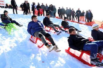 Haçka Yaylası Kar Festivali