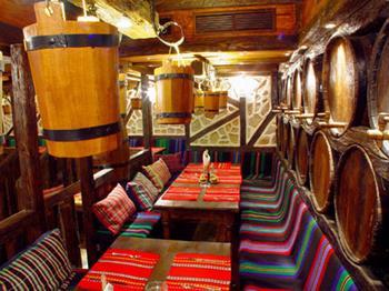 Hadjidraganov's Houses Restaurant