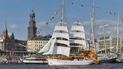 Hafengeburtstag, Harbor Birthday Festivali