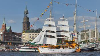 Hafengeburtstag, Harbor Birthday Festivali