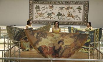 Haleplibahçe Mozaik Yarışması ve Çalıştayı