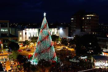 Hamilton'da Noel