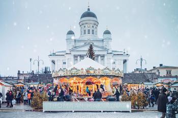 Helsinki'de Noel