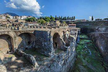 Herculaneum Antik Şehri