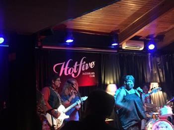 Hot Five Jazz& Blues Club