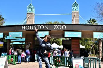 Houston Zoo (Houston Hayvanat Bahçesi)