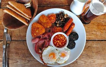 İrlanda kahvaltısı