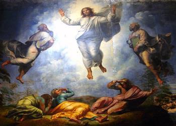 İsa'nın Göğe Yükselmesi