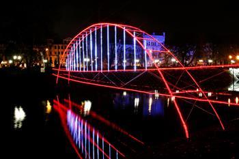 Işık Festivali/Staro Riga