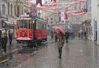 İstanbul'a Ne Zaman Gidilir? - Hava Durumu - İklim