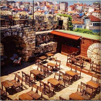 Kale Burç Cafe Bar