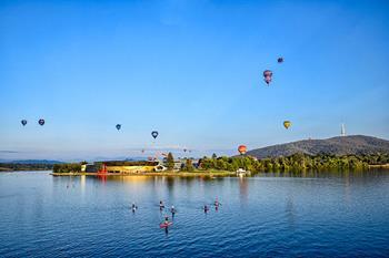 Kanberra Balon Festivali