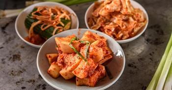Kimchi Kızartması