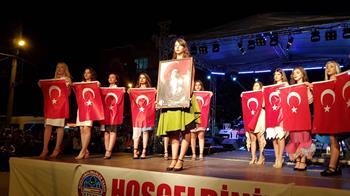 Kızılcabölük Kültür, Sanat, Tekstil ve Moda Festivali