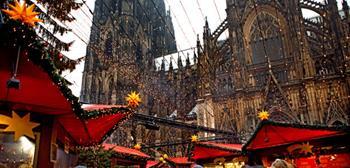 Köln'de Noel