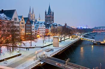 Köln Ne Zaman Gidilir? - Hava Durumu - İklim