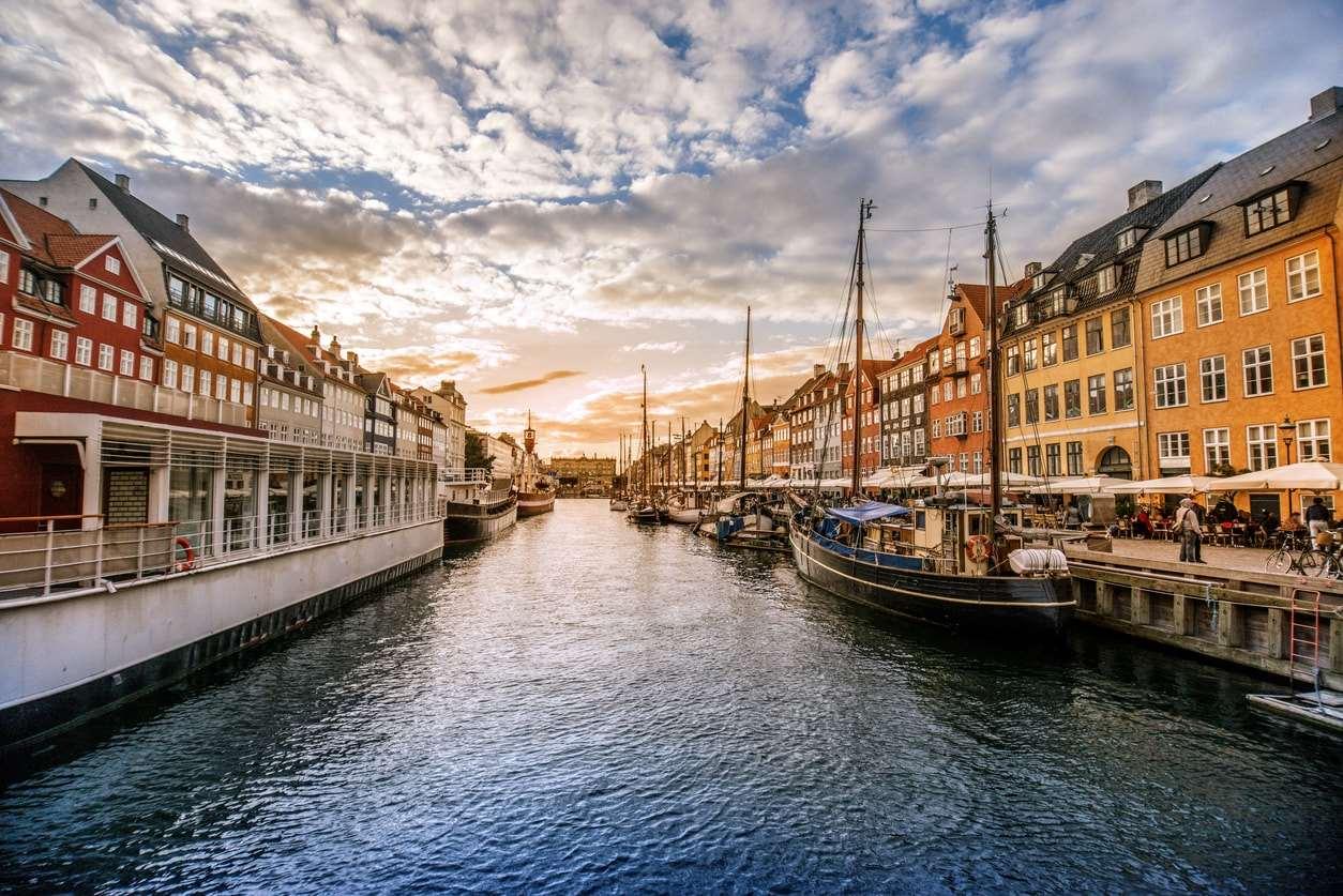 Kopenhag Uçak Bileti