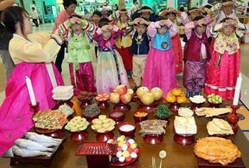 Kore şükran günü