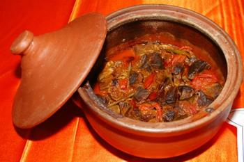 Kütahya Küp Eti (Kebabı)