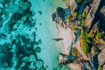 La Digue Adası