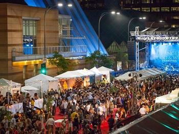 LA Şarap Festivali