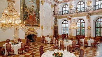 Leopoldskon Sarayı