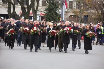 Letonya Cumhuriyetinin Bağımsızlığının Yeniden Kazanılması