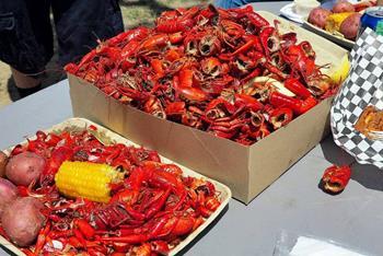 Long Beach Crawfish Festivali