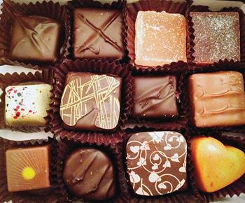 Los Angeles Çikolata Salon