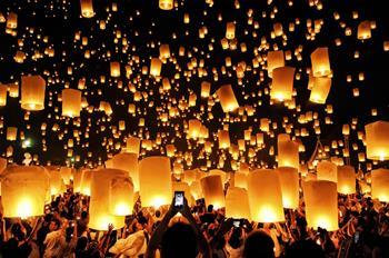 Loy Krathong Festivali