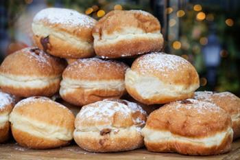 Lviv Donut (Pampuh-Donut) Festivali
