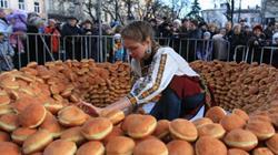 Lviv Doughnut (Pampuh-Donut) Festivali