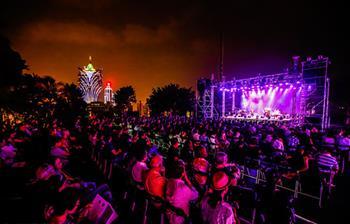 Macau Uluslararası Müzik Festivali