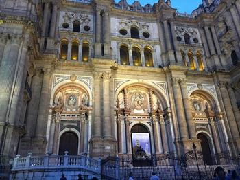 Málaga Katedrali