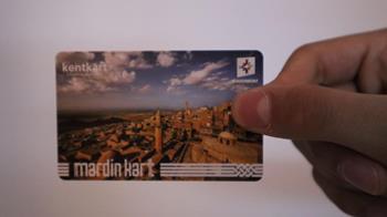 Mardin Kent Kart HES Kodu Doğrulama