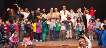 Mardin Uluslararası Çocuk Ve Gençlik Tiyatro Festivali