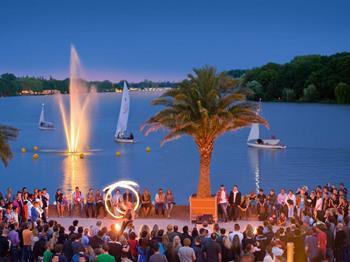 Maschsee Gölü Festivali