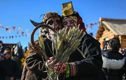 Maslenitsa Festivali