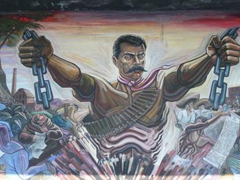 Meksika Devrimi'nin Yıldönümü