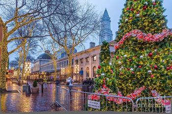 Melbourne'da Noel