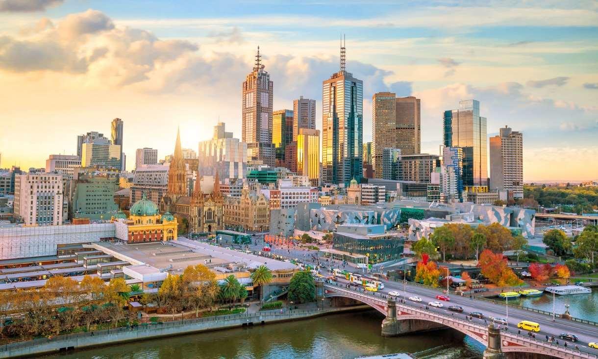 Melbourne Uçak Bileti