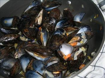 Mussel Rhenish Style