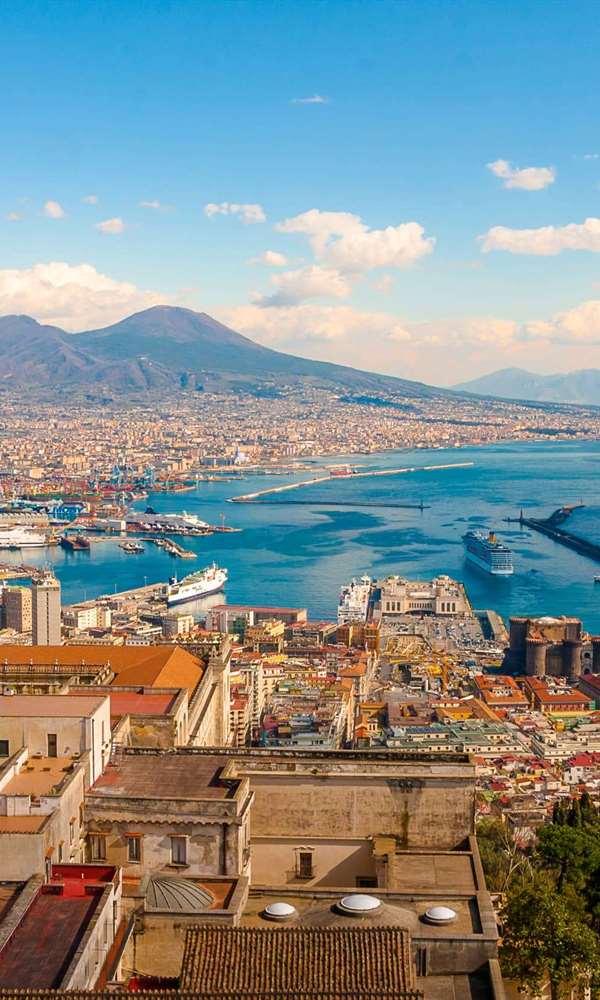 Napoli Uçak Bileti