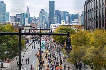 New York Şehir Maratonu