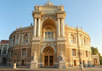Odessa Opera Binası