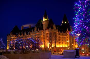 Ottawa'da Noel
