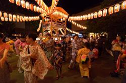 Palo Alto Budist Tapınağı Obon Festivali